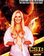 Emily Procter Tits Csi (tv Series) 001