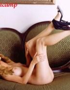 Emily Vancamp Undressing Pulls Panties Down Fakes 001