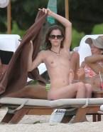 Emma Watson Beach Fake 004