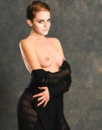 Emma Watson Breasts Nude Fake 003