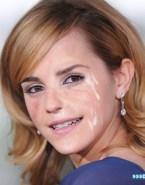 Emma Watson Cum Facial Fake 011