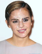 Emma Watson Cum Facial Porn Fake 003