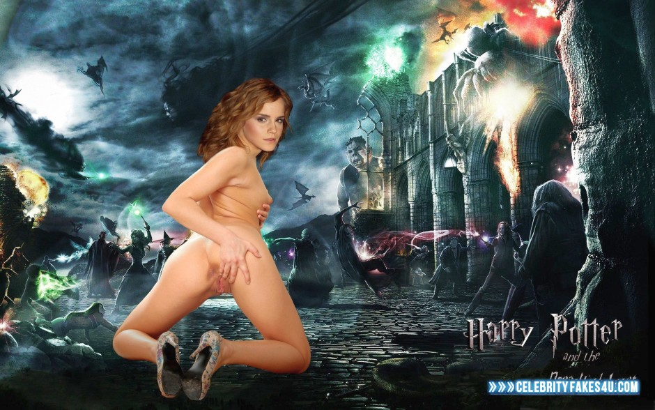 Harry potter nude fakes