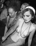 Emma Watson Tits Public Fake 001