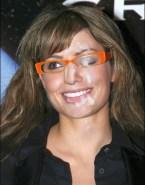Erica Durance Glasses Cumshot Facial Xxx 001