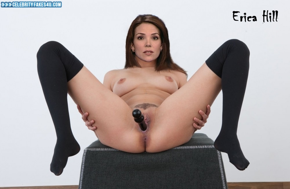 Erica hill tits, slapping your girlfriends ass