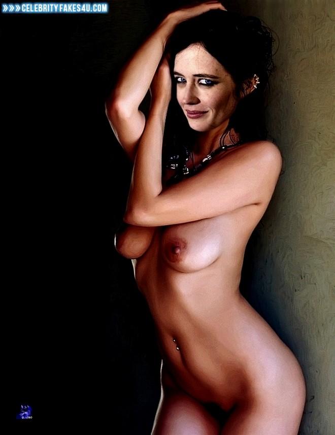 eva green fully nude