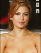 Eva Mendes Nude Tits 001