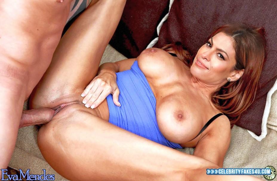 Eva mendes nude spreading legs