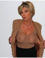 Evelyne Dheliat See Thru Pierced Nipples 001