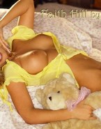 Faith Hill Breasts Blonde Fake 001