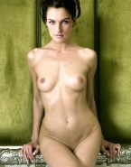 Famke Janssen Naked Body Tits Fake 001