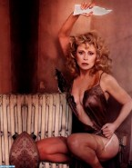 Faye Dunaway See Thru Lingerie Porn 001