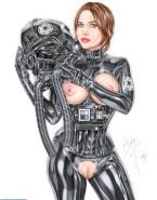Felicity Jones Cartoon Pussy Porn 001