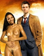 Freema Agyeman Boobs Tan Lines Porn Fake 001