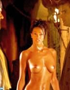Freema Agyeman Tits Porn Fake 001