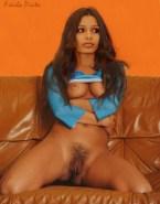 Freida Pinto Flashing Tits Pussy Porn 001