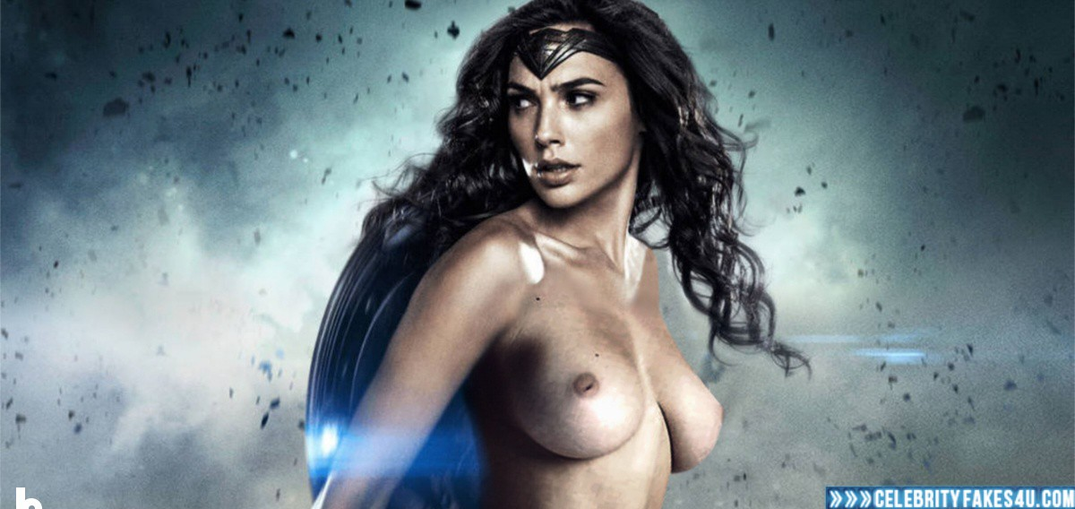 Have thought Gal gadot hot fakes were