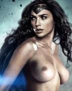 Gal Gadot Hot Tits Wonder Woman Porn 001
