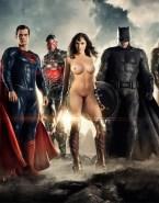 Gal Gadot Justice League Wonder Woman Naked 001