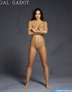Gal Gadot Squeezing Hot Tits 001