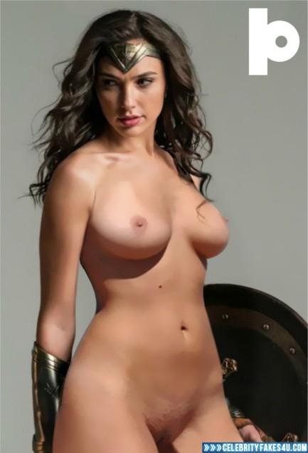 Actress wonder naked woman