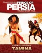 Gemma Arterton Naked Movie Cover Fake 001