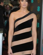Gemma Arterton See Thru Public Nudes Fake 001
