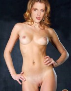 Gillian Anderson Camel Toe Naked Body 001