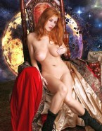 Gillian Anderson Naked Big Boobs 001