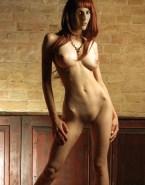 Gillian Anderson Nude Body Tits 002