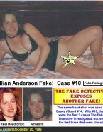 Gillian Anderson Pantieless Leaked Porn 001