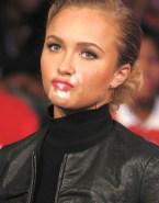 Hayden Panettiere Facial Fake 001