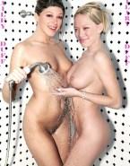 Haylie Duff Bath Wet Nude 001