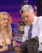 Heather Graham Tit Flash Tonight Show With Jay Leno Nsfw 001