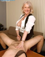 Helen Mirren Handjob Breasts Sex 001