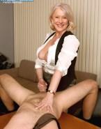 Helen Mirren Handjob Breasts Sex 001