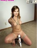 Hilary Swank Bondage Hacked Nudes 001