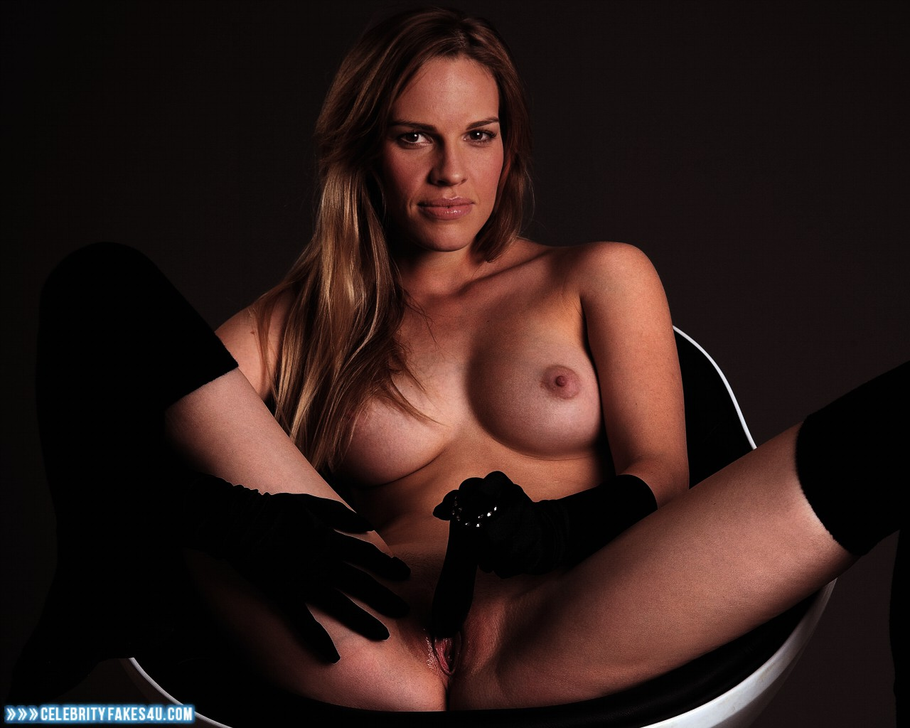 beautiful naked female breasts