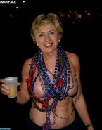 Hillary Clinton Boobs Homemade Leaked Porn 001