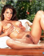 Holly Marie Combs Boobs Squeezed Legs Spread Pussy Naked Fake 001
