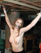 Holly Marie Combs Homemade Bondage Fake 001