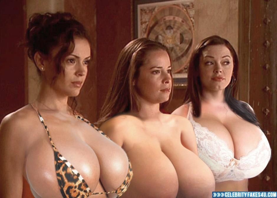 fibi halliwell hot n naked