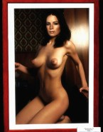 Holly Marie Combs Nude Body Big Tits Fake 001