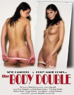 Holly Marie Combs Panties Down Movie Cover Fake 001