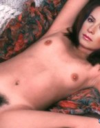 Holly Marie Combs Small Tits Hairy Pussy Fake 001