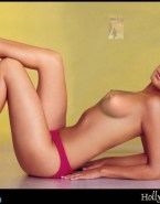 Holly Valance Legs Breasts Nsfw 001