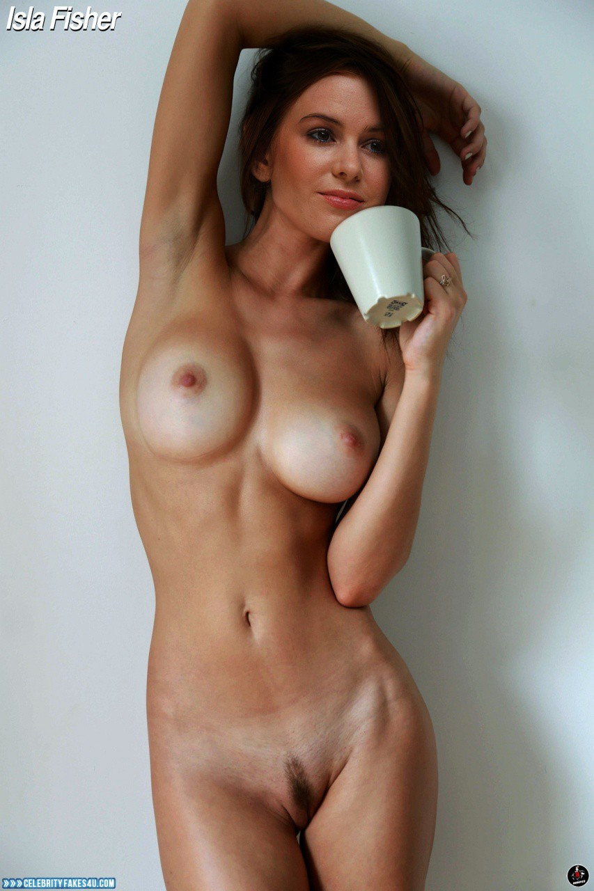 Isla Fisher Nude Photos isla fisher nude body boobs fake 002 « celebrity fakes 4u