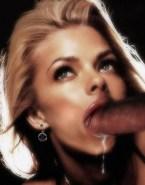 Jaime Pressly Blowjob Swallows Cum Sex 001