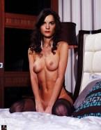 Jaimie Alexander Naked Breasts 001